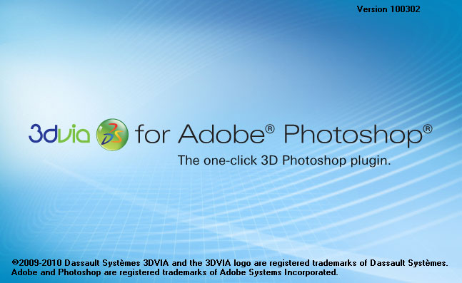 3D, direttamente in Photoshop®, senza dover uscire dal programma