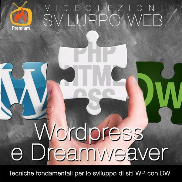 Wordpress e Dreamweaver