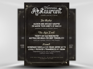 Chalk-Menu-Flyer-Template-1