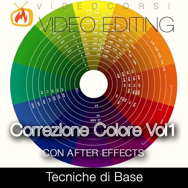 Correzione colore con After effects - vol. 1