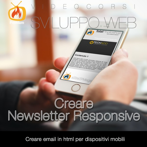 Creare newsletter responsive