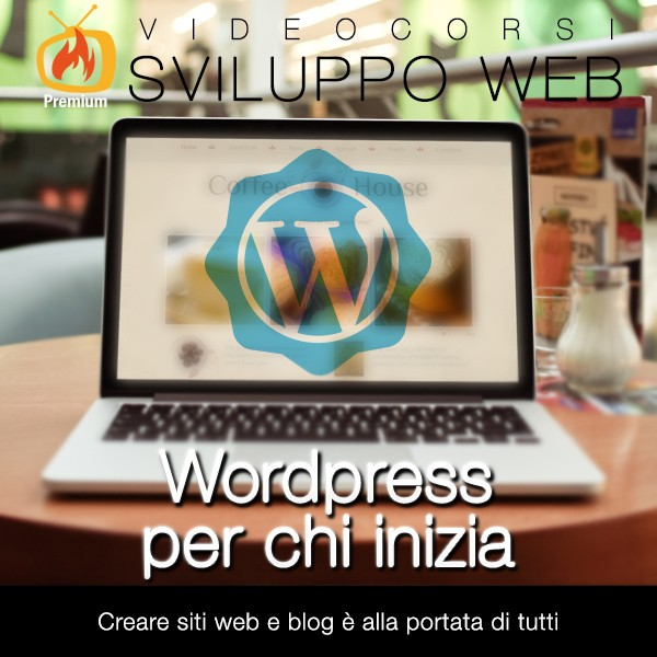 Wordpress per chi inizia