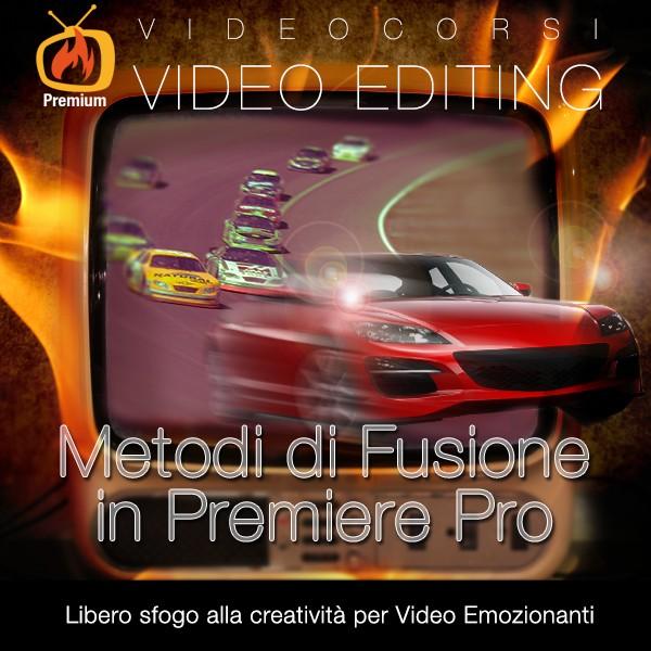 Metodi di fusione in Premiere Pro