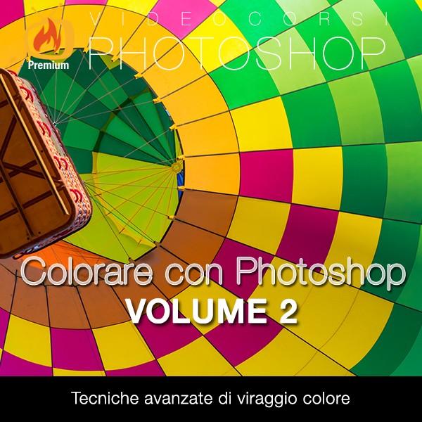 Colorare con Photoshop - Vol 2