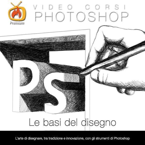 Le basi del disegno con Photoshop