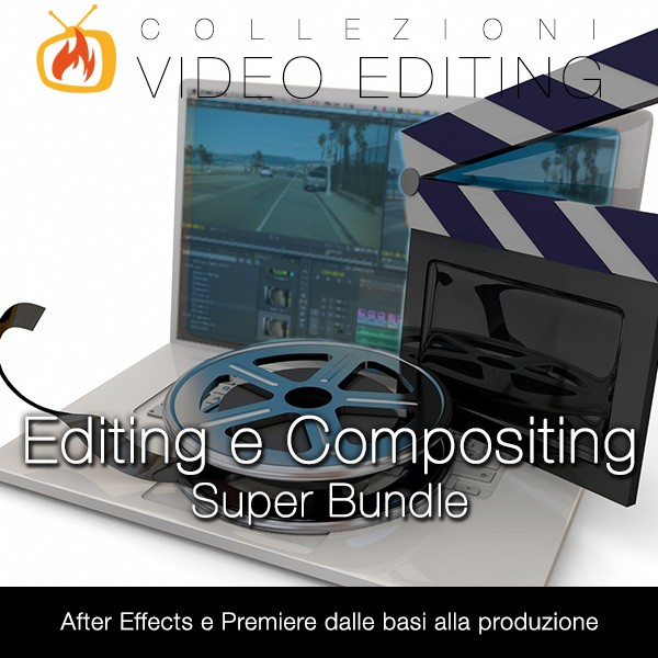 Editing e Compositing Super Bundle