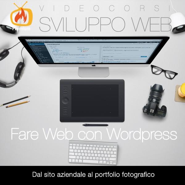Fare web con Wordpress