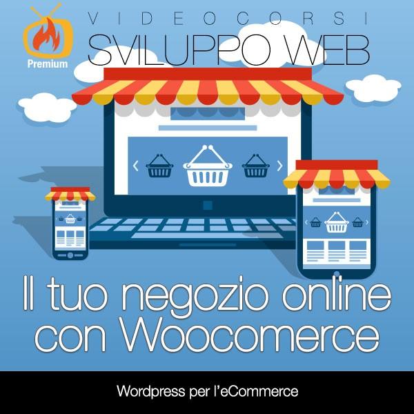 Il tuo negozio online con Woocommerce