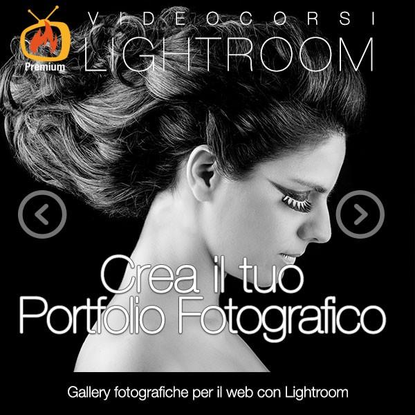 Crea il tuo Portfolio Fotografico