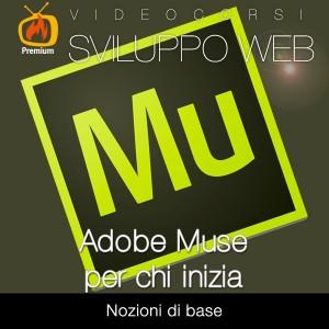 Adobe Muse per chi inizia