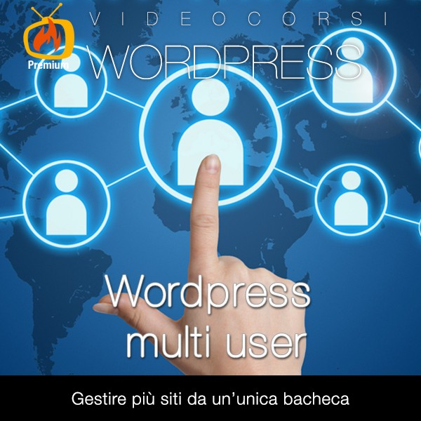 Wordpress multi user