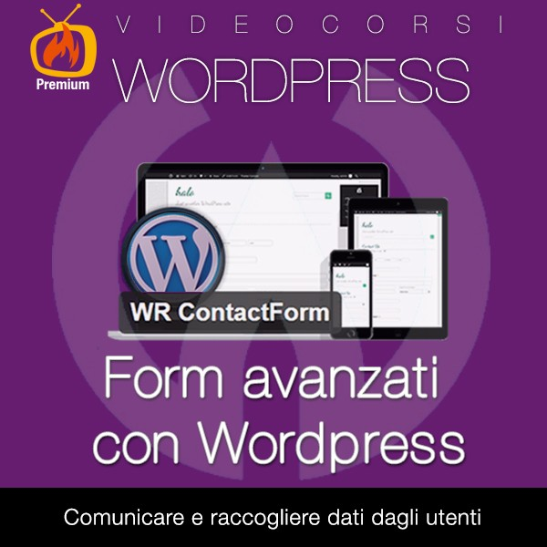 Form avanzati con Wordpress