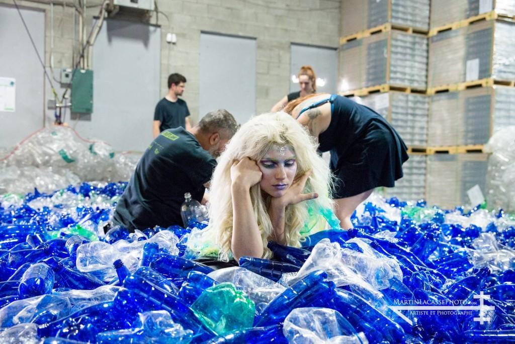 backstage sirene plastica