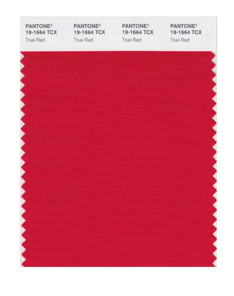 rosso pantone