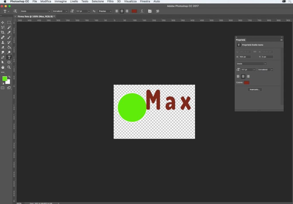 photoshop firma max
