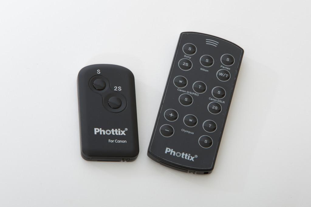 telecomando phottix