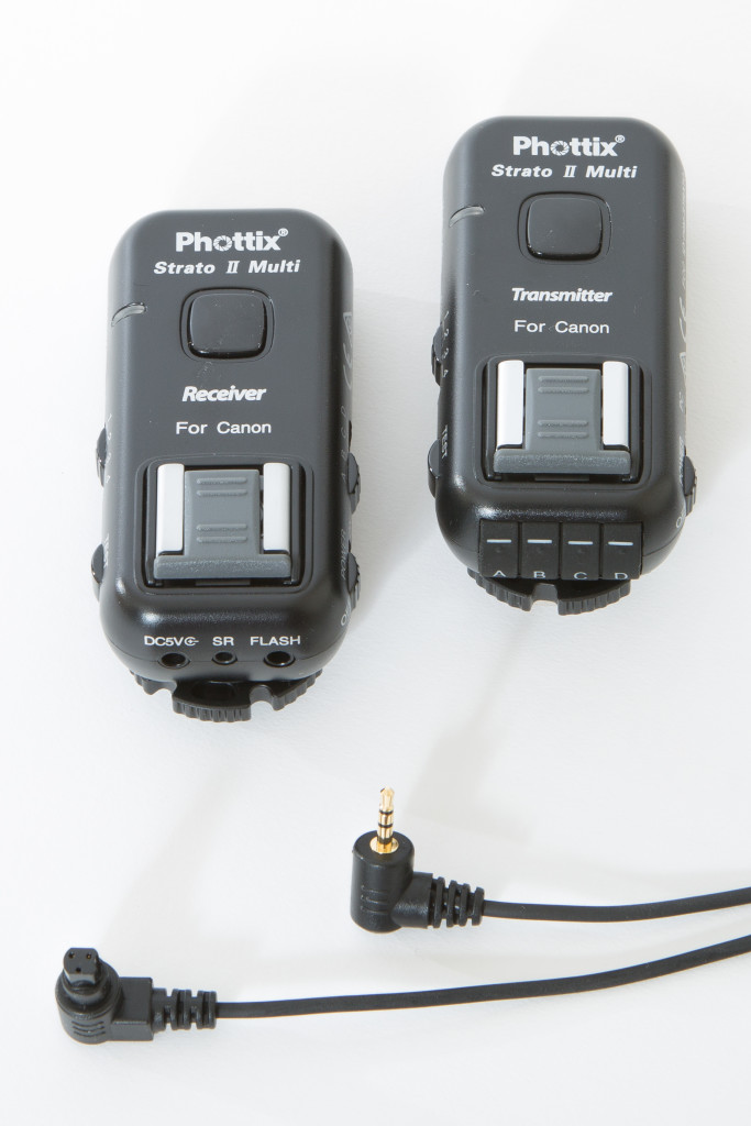 telecomando radio phottix