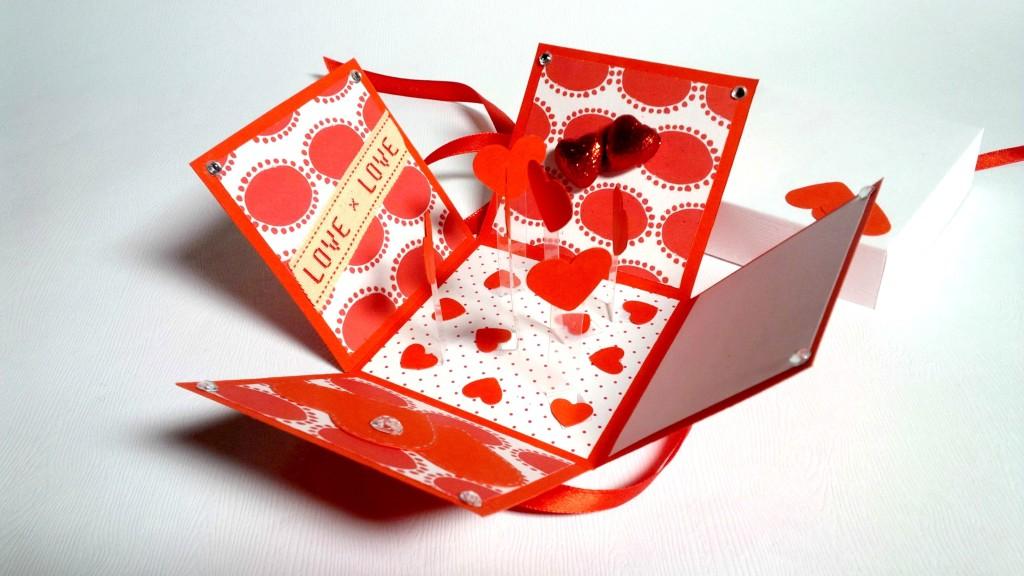 scatola san valentino