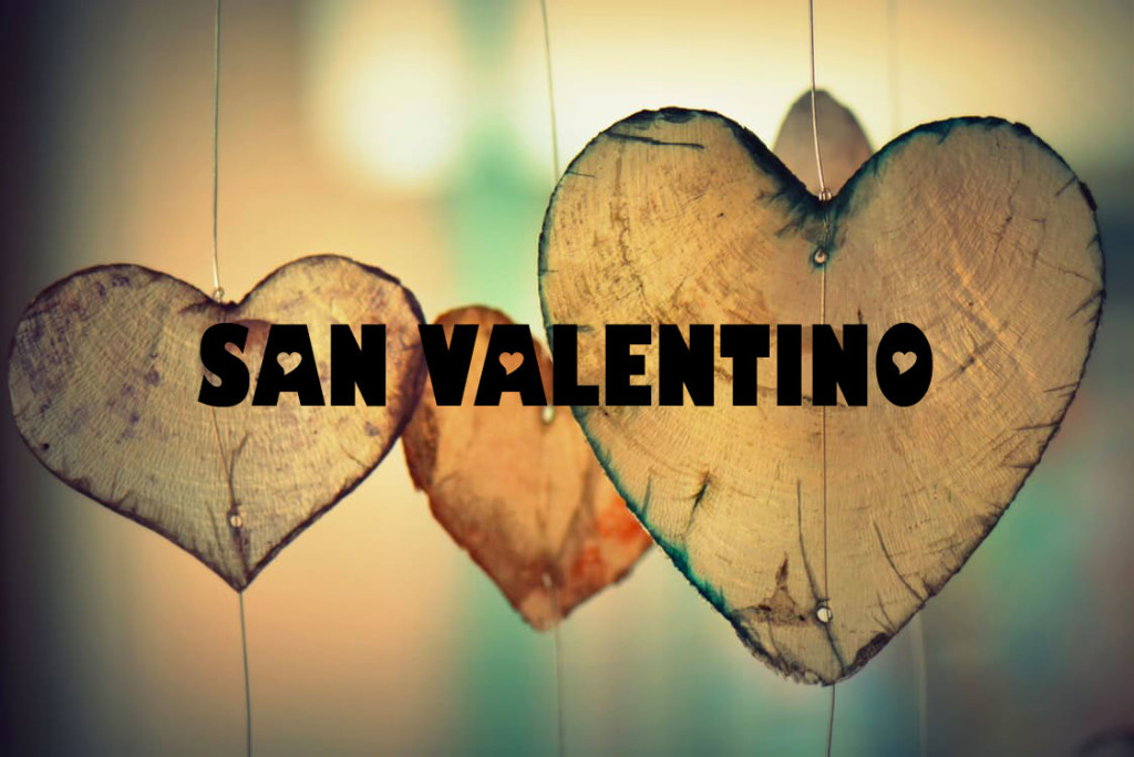 San Valentino font