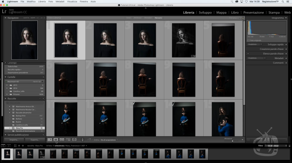 lightroom terminologia base