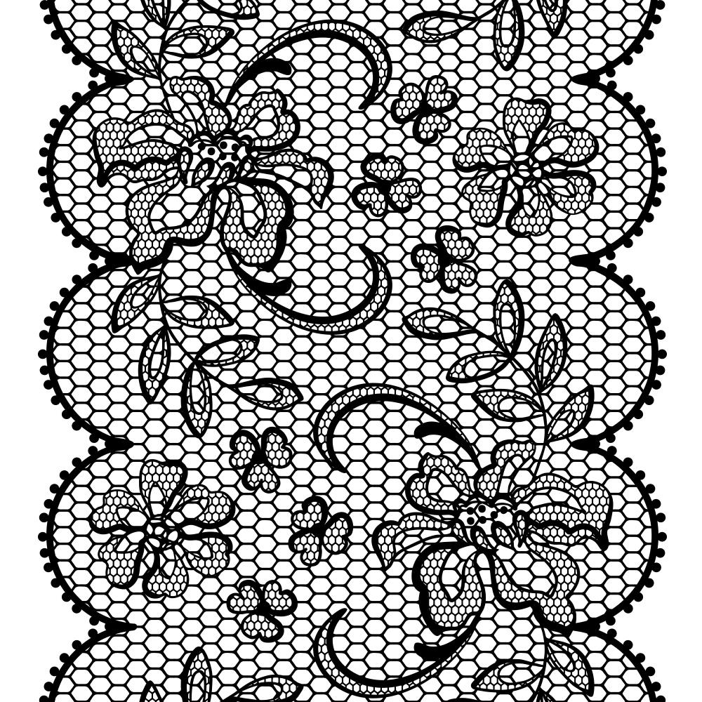 the latest 69a49 82349 Realizzare un pennello stile pizzo con Illustrator ⋆ Total ...