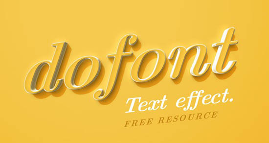 Free-Text-Effect-08-2