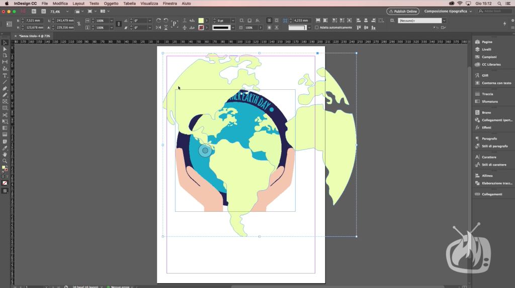 illustrator indesign